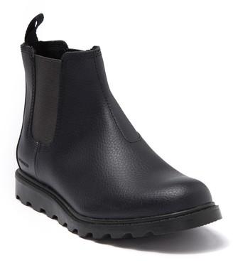 Sorel Madson Waterproof Leather Chelsea Boot (Little Kid & Big Kid)