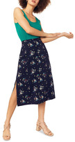 Oasis Susan Spriggy Split Skirt