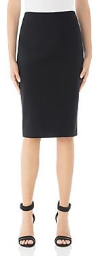 Peserico Darted & Vented Pencil Skirt