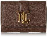 Ralph Lauren Women's Commuter Wallet Purse