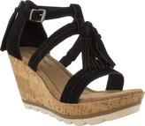Minnetonka Women's Lincoln Wedge Sandal