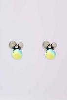 Diane von Furstenberg Rainbow Ball Cluster Stud Earring