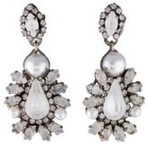 Erickson Beamon Sincerely Yours Drop Earrings