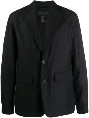 Ann Demeulemeester plain tailored blazer