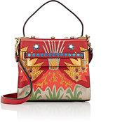 Valentino Women's My Rockstud Micro-Satchel-RED