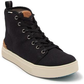 Toms Trvl Lite High Top Sneaker
