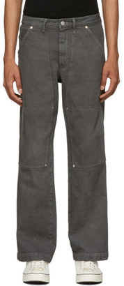 Tanaka Grey Work Jeans