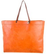 Henry Cuir Avatar Leather Tote