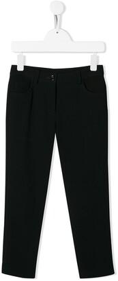Dolce & Gabbana Kids Slim Fit Jeans