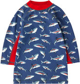 Cath Kidston Shark Rash Vest