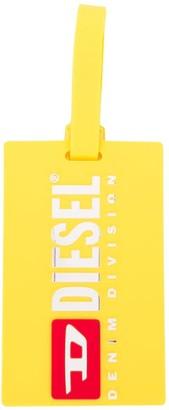 Diesel Logo Luggage Tag