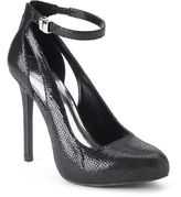 JLO by Jennifer Lopez Women's Cutout High Heels