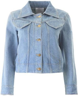 Patou Iconic Denim Shape Jacket