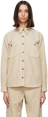 Etoile Isabel Marant Beige Dexo Shirt