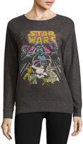 Fifth Sun Star Wars Brushed Fleece Sweatshirt- Juniors