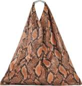 MM6 MAISON MARGIELA Japanese bag synthetic leather