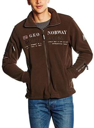 Geographical Norway Ugo Fleece Jacket - Black - Large