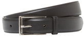 Gucci Five Notch Leather Belt