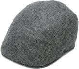 Brunello Cucinelli adjustable flat cap