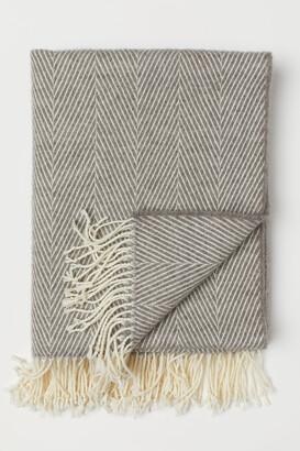 H&M Wool-blend blanket