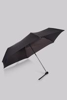 Fulton Black Miniflat Umbrella