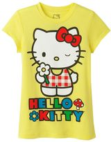 Hello Kitty floral tee - girls 7-16