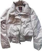 Peuterey Grey Jacket for Women Vintage