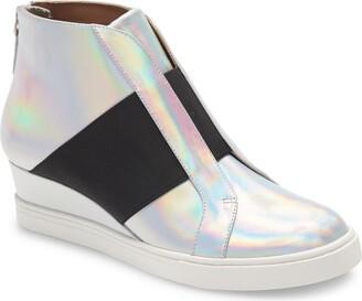 Linea Paolo Amber Wedge Sneaker