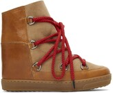 Thumbnail for your product : Isabel Marant Tan Nowles Boots