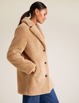 Marks and Spencer Teddy Coat