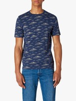 Paul Smith Flying Saucer Crew Neck T-Shirt
