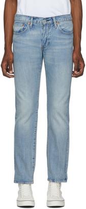 Levi's Levis Blue 511 Slim Fit Jeans