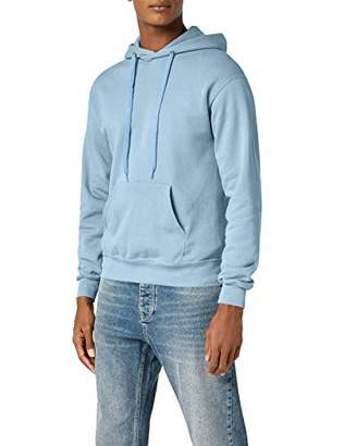 Fruit of the Loom Women's Pull-over Classic Hooded Sweat