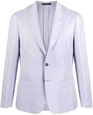 Paul Smith Single-Breasted Suit Jacket