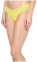 Hanky Panky Signature Lace Low Rise Thong Women's Underwear