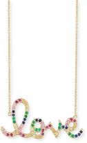 Sydney Evan Love Necklace
