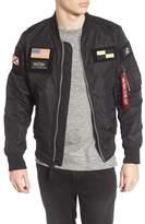 Alpha Industries Men's L-2B Flex Reversible Flight Jacket