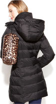 INC International Concepts Coat, Quilted Packable Puffer