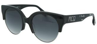 Alexander McQueen Women's Mq0048s 54Mm Sunglasses