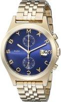 Marc by Marc Jacobs Women's Fergus MBM3383 Gold Stainless-Steel Quartz Watch