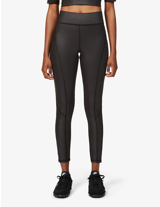 Michi Alba Pocket high-rise stretch-jersey leggings