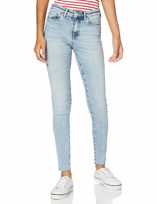 Tommy Hilfiger Women's Como Skinny Rw A Holly Slim Jeans