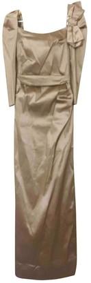 Teri Jon Ecru Dress for Women