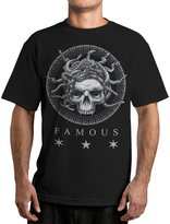 Famous Stars & Straps Men's Onlooker Graphic T-Shirt-2XL