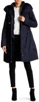 Tahari Hailey Hooded Coat
