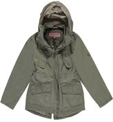 "Urban Republic Big Girls' ""Flap Twill"" Jacket - , 7-8"