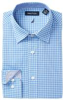 Nautica Check Regular Fit Dress Shirt