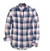 Tommy Hilfiger Indigo Check Shirt