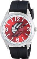 "Game Time Men's NBA-VAR-POR ""Varsity"" Watch - Portland Trail Blazers"