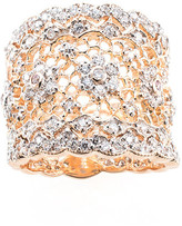 Jarin K Jewelry - Rose Gold Filigree Ring